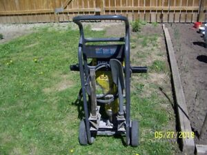 Bosch Brute Jackhammer with Deluxe Cart