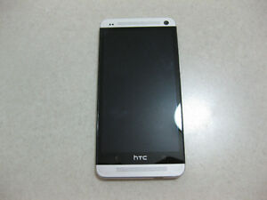 HTC M7 **UNLOCKED** MINT CONDITION  Unlocked and ready for all c