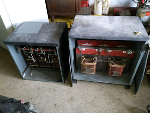 Commercial C802 Series Delta and Marcus Transformers
