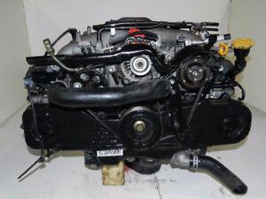 2000 2005 JDM SUBARU IMPREZA 2.0L 2.5L LOW MILEAGE ENGINE