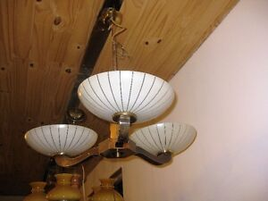 1930 ceiling fixture Kingston Kingston Area image 2