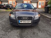 2005 AUDI A4 2.0 SE TDI DIESEL AUTO - FULL SERVICE HISTORY - MOT 01/17 - PART EXCHANGE WELCOME