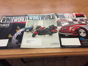 Wing World Magazines