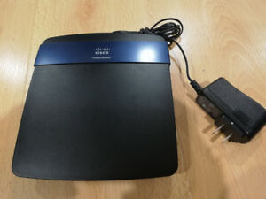 Wifi Cisco/Linksys Routers, Wired Cisco Switch