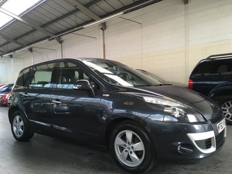 2010 Renault Scenic 1.5 dCi Dynamique Tom Tom Hatchback 5dr (Tom Tom)