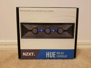Nzxt Hue+ RGB LED controller