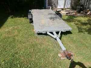 4x8 Tilting utility trailer    SOLD -THANKS KIJIJI