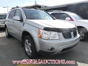 2006 PONTIAC TORRENT  4D UTILITY AWD
