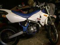 WR200DTRR two stroke Yamaha , not ktm Kawasaki kx