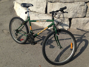 CCM mountain bike 26 inch 15 speed fully repaired downtown