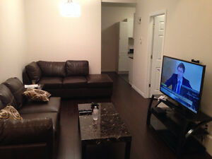 One furnished room for rent daily