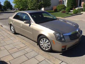Cadillac CTS sport 2004