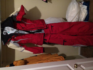 Ladies Marmot Powder Suit