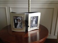 WEDDING  PHOTO ALBUM - Lenox Forevermore Pattern  $50