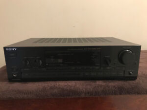 Sony STR-D590 4 Channel Stereo Receiver