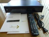 Shaw HD PVR DCX 3400 + Shaw CATV Converter DCT2224