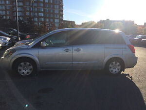 2006 Nissan Quest Familiale 7 places