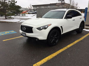 2015 Infiniti QX70S Sport SUV, Crossover - LEASE TAKEOVER