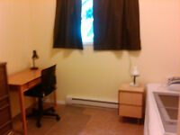 MAIN FLOOR, near U of M, very near BUS, Available Immediately
