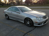 FS: Mint 2004 Mercedes CLK500 Coupe Single Owner