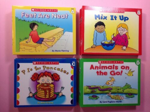Childrens Books Little Leveled Easy Beginning Readers Guided Reading Lot Set 60