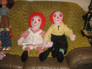 Raggedy Anne and Andy London Ontario image 2