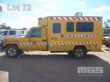 2004 Toyota Other Other Roxby Downs Far North Preview