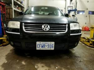 01 Volkswagen Passat b5.5