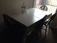 MUST GO THIS WEEKEND!! Cheap furniture!! Table & chairs