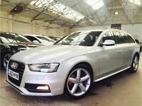 2012 Audi A4 Avant 2.0 TDI S Line 5dr
