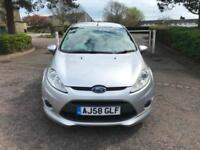 Ford Fiesta 1.6 2009MY Zetec S (FINANCE AVAILABLE)