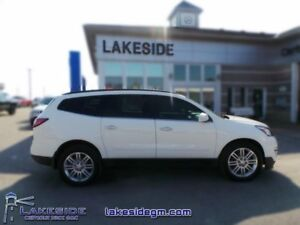 2015 Chevrolet Traverse 1LT  - one owner - local