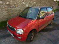2005 Perodua Kelisa EZi 5dr Auto PARTS ONLY/ NOT VEHICLE Hatchback Petrol Automa