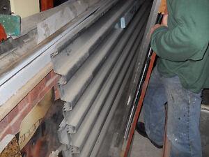tolle galvanisé steel-deck
