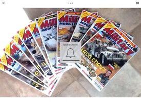 MILITARY SCALLE MODELLER INTERNATIONAL 2015 magazines