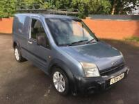 Ford Transit Connect 1.8 TDCI. ONE OWNER. MOT, 09/2018. NO VAT. RARE BLUE FINISH