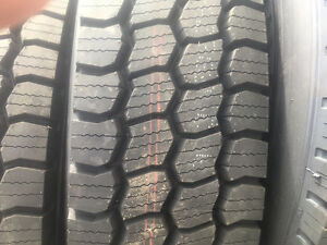 DO YOU REALLY WANT GOOD WINTER TRACTION? 11R24.5 / 11R22.5