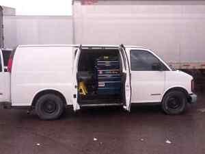 Truck and trailer general repairs.