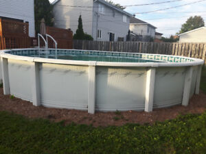 21' POOL ABOVE-GROUND FOR SALE