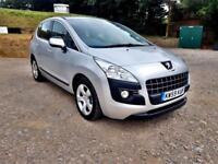2010 Peugeot 3008 Crossover 1.6HDi ( 110bhp ) FAP 6sp Sport #FinanceAvailable