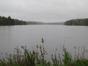 Lake access 5.27 acres/1 hr from Hfx. Financing available