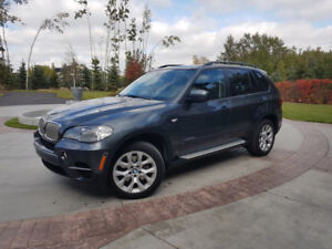 2012 BMW X5 DIESEL  HEAD UP DISPLAY, 360, EXEC EDITION - LOADED!