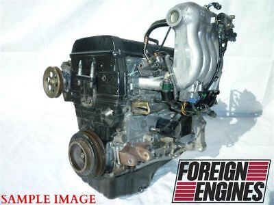96 97 98 99 00 01 ACURA INTEGRA 8.8:1 COMP RATIO REPLACEMENT ENGINE FOR B18B1 for sale  Lynnwood