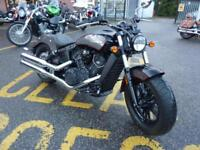 Indian Scout Sixty Two-Tone 18MY Brand Nw