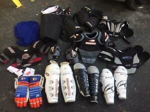 Hockey gear lot only $50 for all!