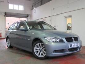 2007 56 BMW 3 SERIES 2.0 320D SE TOURING 5D 161 BHP DIESEL