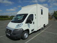 2009 FIAT DUCATO 2.3JTD 120 35 MWB MOBILE LABORATORY CATERING KITCHEN BOX VAN