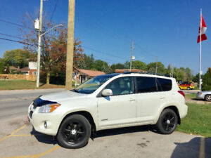2009 Toyota RAV4 Limited AWD,ONE,OWNER ,NO ACCIDENT,$8500 Certif