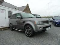 2010 (60) Land Rover Range Rover Sport HSE 3.0 TDV6 Auto ( 245 bhp )