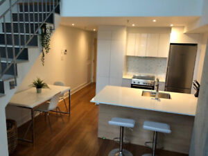 DOWNTOWN LOFT FOR RENT- Furnished